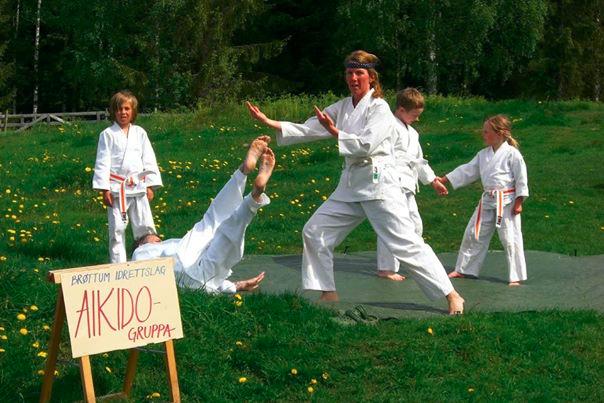 Aikido-på-Kulturstien